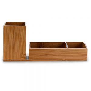 Porta-objetos bambu pla2028