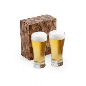 Conjunto com 2 copos para cerveja cop6001