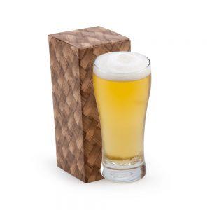 Copo para cerveja com caixa presente cop6020