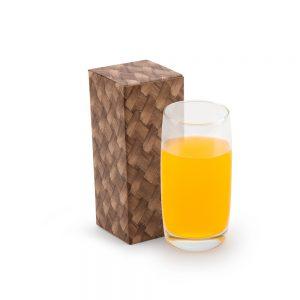 Copo para água com caixa presente cop6110
