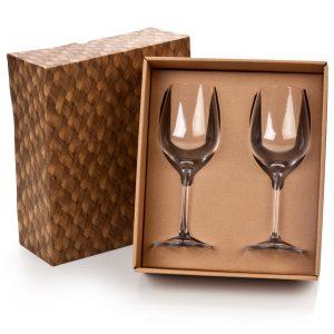 Kit com 2 taças para vinho cop6121