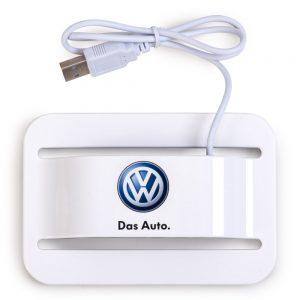 Hub USB 2.0 com leitor de cartões inf3030