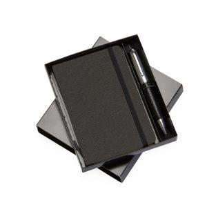 Kit escritório com caderneta de anotações kes1076