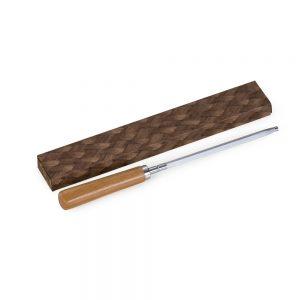 xaf4106 Afiador em bambu/inox
